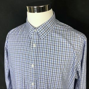 UNTUCKit Mens long sleeve button up size XL
